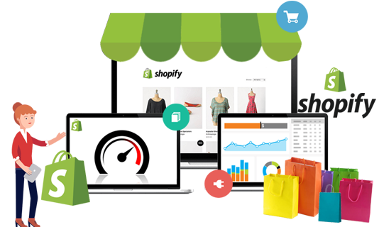Shopify-Website-Development