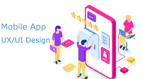 Mobile Application UX/UI Design and Development